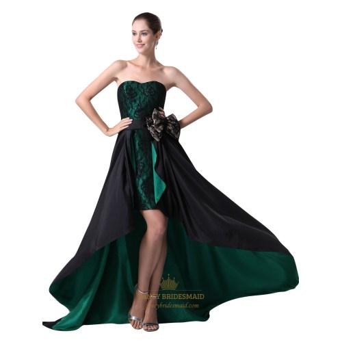 Medium Crop Of Black Strapless Dress