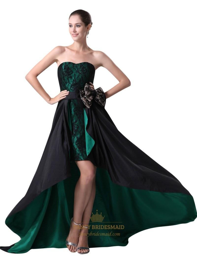 Large Of Black Strapless Dress