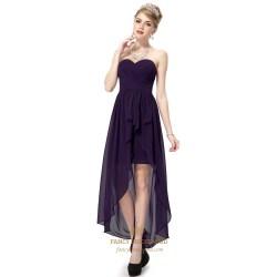 Small Crop Of Dark Purple Dress