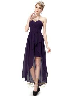 Small Of Dark Purple Dress