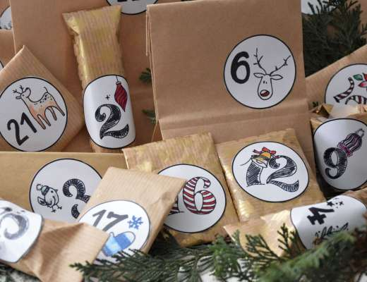 DIY Adventkalender