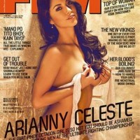 Arianny Celeste: Topless in FHM Philippines