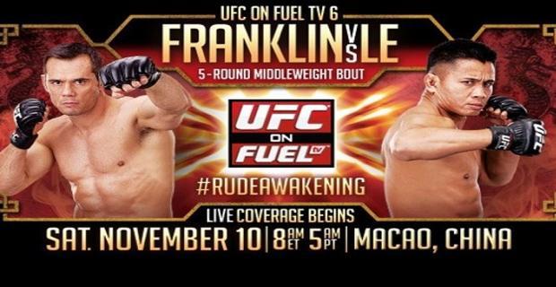 UFC® on FuelTV™: China