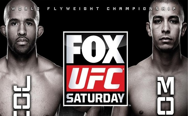 UFC on FOX 8: Complete Results