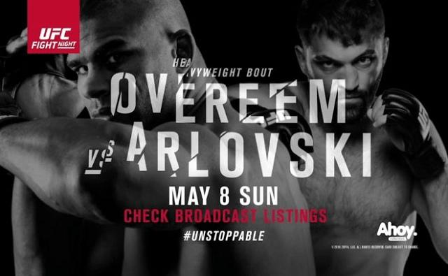 UFC® Fight Night 87 Overeem vs. Arlovski