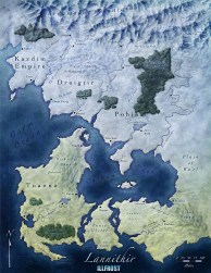 World of Lannithir for Illfrost Campaign Setting