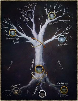 World Tree Cosmology for Rhune