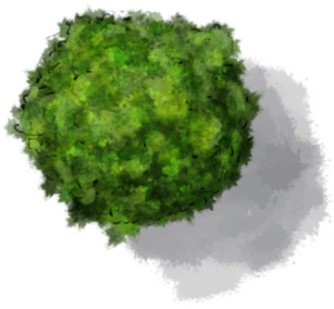 CC-BY-NC-SA tree from fantasy battlemap tree tutorial