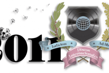 Discos internacionales 2011