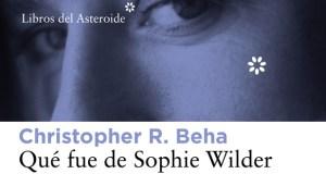 que-fue-de-sophie-wilder