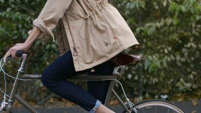 Levi's Commuter ahora también para mujer