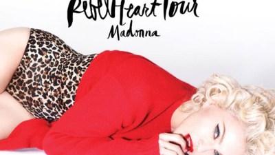 El Rebel Heart Tour de Madonna pasará por Barcelona