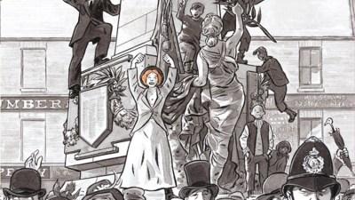 """""""Sally Heathcote: Sufragista"""": la lucha por el sufragio femenino inglés"""