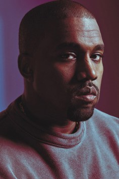 Kanye West / New Royals @ W Magazine