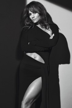 Halle Berry / New Royals @ W Magazine