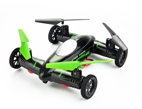 DRONE FLYING CAR Safeguard X