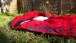 Alpkit Hunka Bivvy Bag Review