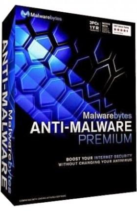 برنامج إزالة فيروسات المالور | Malwarebytes Anti-Malware Premium 2.1.6