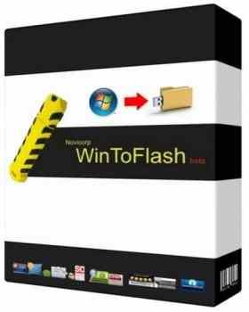 برنامج نسخ الويندوز على الفلاش | WinToFlash 0.8.0122 beta Portable