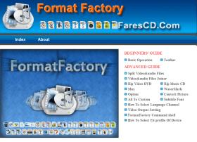 إصدار جديد من عملاق تحميل الميديا | FormatFactory v3.7.0.1