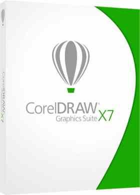 برنامج كوريل درو 2015 |  CorelDRAW Graphics Suite X7 17.6.0.1021