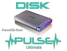 برنامج لتحسين أداء الهارديسك | Disk Pulse Ultimate 7.7.18