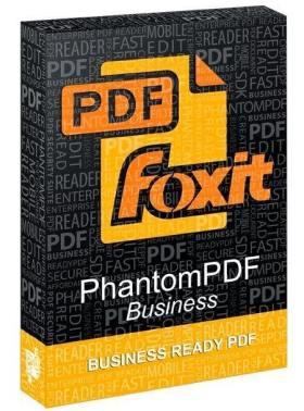 عملاق إنشاء وتحرير ملفات بى دى إف | Foxit PhantomPDF Business 7.2.2.0929