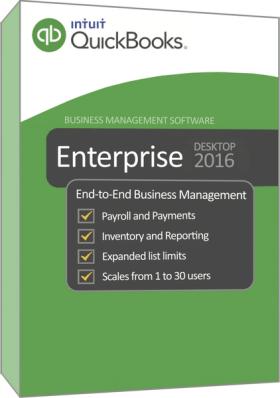 برنامج كويك بوكس 2016 | Intuit QuickBooks Enterprise Accountant 2016 16.0 R3