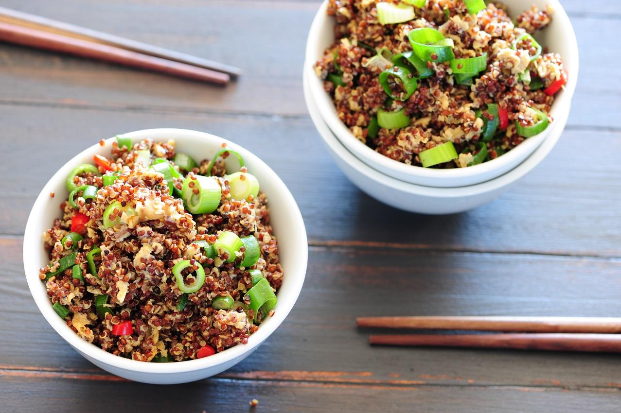 amanida quinoa