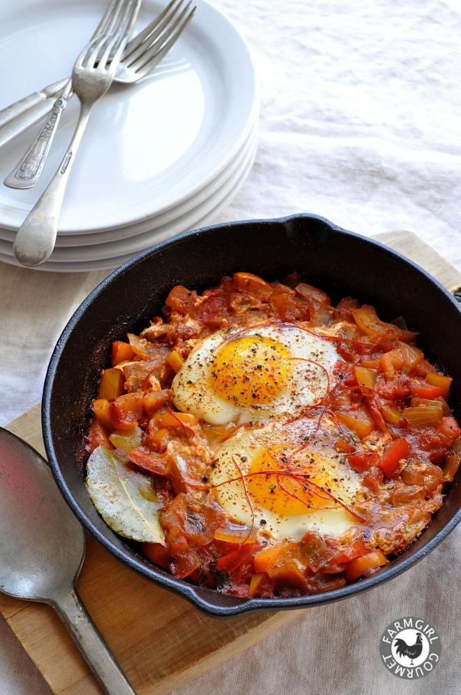 Shakshuka – Secret Recipe Club