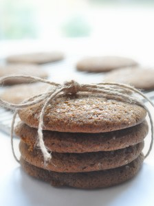 Soft Molasses Cookies – SRC