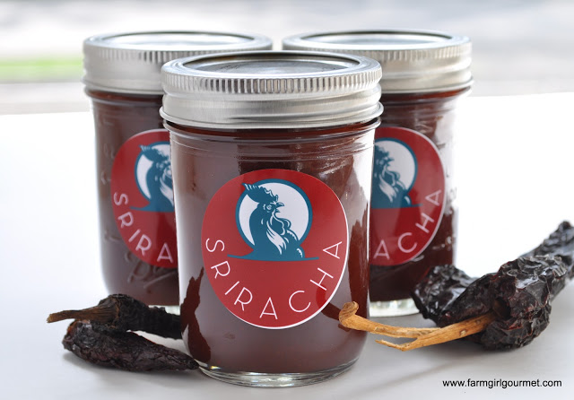 Homemade Sriracha - Farmgirl Gourmet