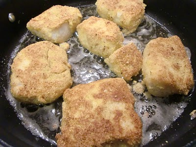 Crispy Oven-Fried Cod | Farmgirl Gourmet