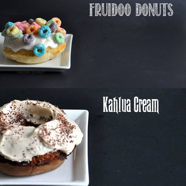 Doughnut Week | farmgirlgourmet.com #doughnutweek #donuts