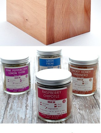 Spiceologist Ultimate Flash Giveaway | farmgirlgourmet.com #giveaway #promotion