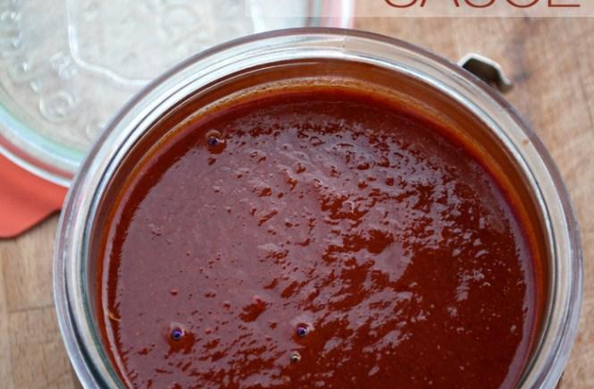 Easy Enchilada Sauce   farmgirlgourmet.com