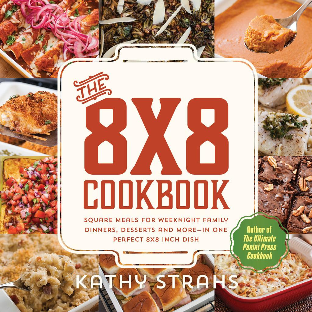 The 8 x 8 Cookbook | farmgirlgourmet.com