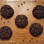 Paleo Chocolate Chocolate Chip Cookies