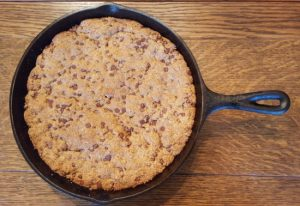 Paleo Chocolate Chip Skookie