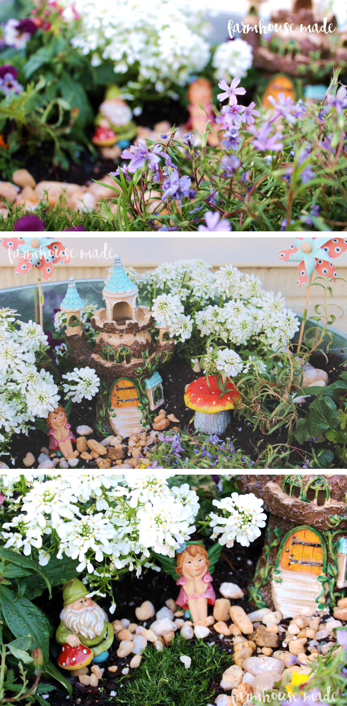Impressive How To Make Your Own Fairy Building A Fairy Garden Farmhouse Made Make Your Own Garden Soil Mixture Make Your Own Garden Flag Photo garden Make Your Own Garden