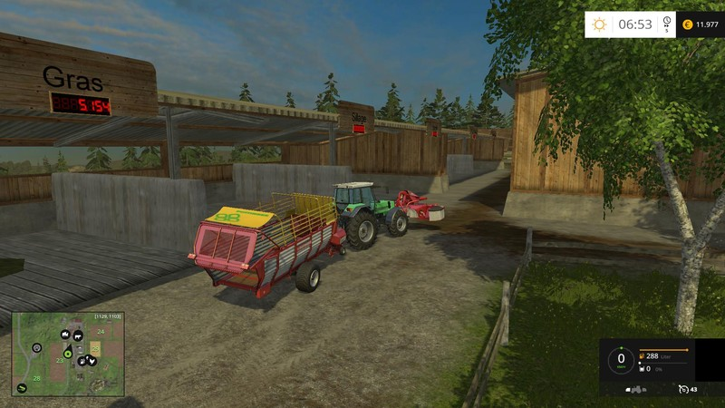 DtP Map V 1 4 2 for FS 15   Farming simulator 2019   2017   2015 Mod     DtP Map V 1 4 2 for FS 15  2