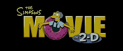 simpsons movie 2d Trailers
