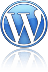 wordpress logo WordPress 2.6