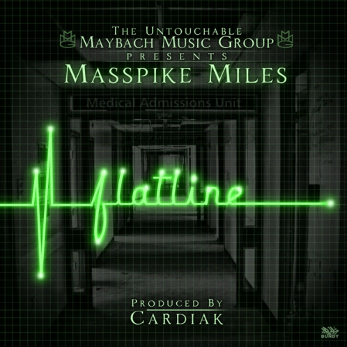masspike miles flatline-cover