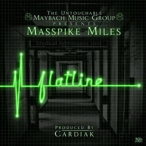 masspike miles flatline-cover