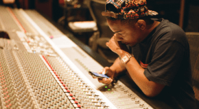 Kendrick Lamar Performs Hit-Boy Produced Song Off good kid m.A.A.d city [Video]