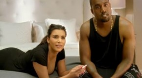 Kanye West & Kim Kardashian Announce Pregnancy