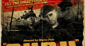 Marco Polo – G.U.R.U. f. Talib Kweli & DJ Premier