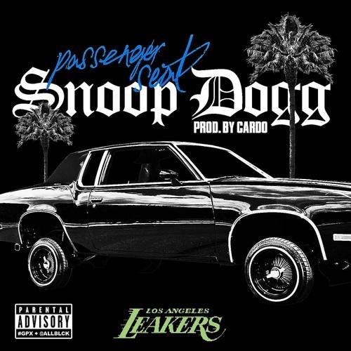 Snoop Dogg Passenger Seat