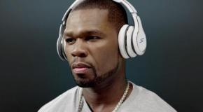50 Cent Performs New Track 'Hold On' (Video)